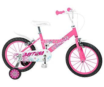 Daytona Bicicleta Niña 16 1 unidad