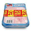Jamón cocido lonchas Pack de 2x160 g Campofrío