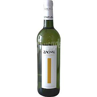 REY ZAGAL Vino blanco sauvignon blanc de Andalucía botella 75 cl Botella 75 cl
