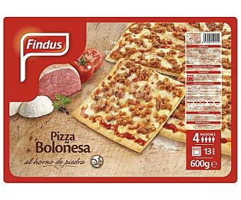 Findus Pizza boloñesa 600 gramos