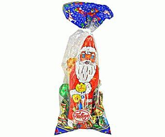 Productos Económicos Alcampo Figuras Navidad de chocolate 400 gramos