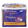 Pants de noche talla grande Absodys 14 ud Carrefour