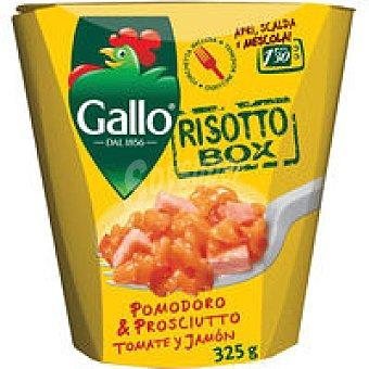 Riso Gallo Risotto box de jamón-tomate Paquete 325 g