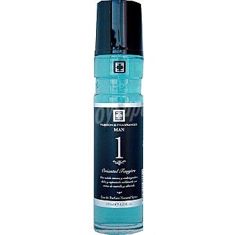 FASHION & FRAGANCES nº 1 oriental Fougere eau de parfum natural Man Spray 125 ml