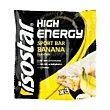 Barritas energéticas con sabor a plátano Pack 3x40 g Isostar