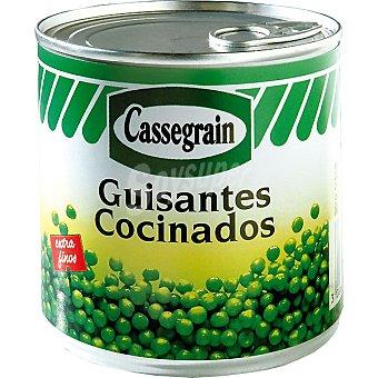 Cassegrain Guisantes extrafinos cocinados Lata 280 g neto escurrido