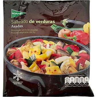 El Corte Inglés Salteado de verduras asadas Bolsa 400 g