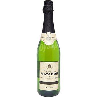 MAYADOR producción limitada sidra asturiana  botella 75 cl