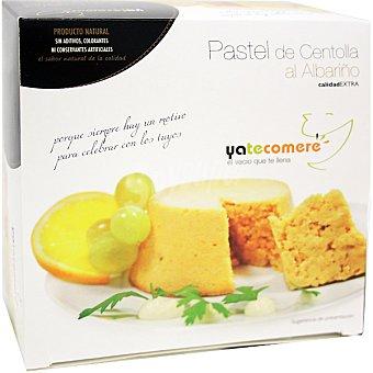 YATECOMERE Pastel de centolla al Albariño Envase 300 g