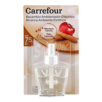 Carrefour Ambientador eléctrico Manzana y Canela 1 recambio.