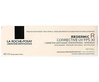 La Roche-Posay Crema facial correctora con factor de protección 30 Tubo 40 mililitros