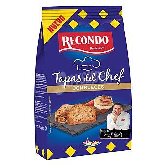 Recondo Tapas del chef con nueces Bolsa 85 g