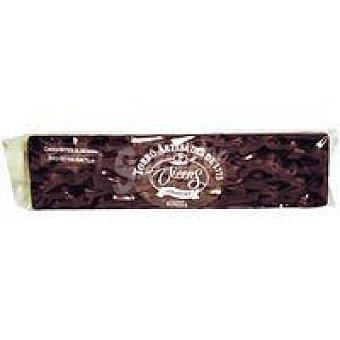 Vicens Turrón chocolate bitter almendra especial 300 g