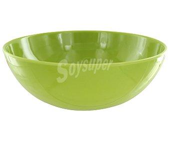 TABERSEO Bol de 15.88 centímetros y fabricado en melamina de color verde 1 Unidad