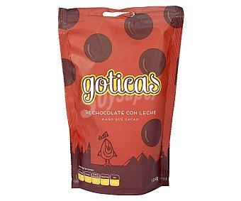 Snack de goticas de chocolate mañocao 100 g