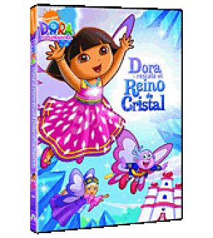 Dora Rescata el reino dvd