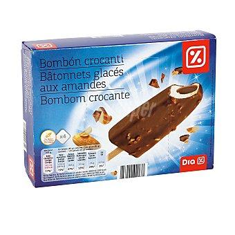 DIA Helado choco bombón crocanti Pack 4 uds