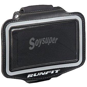 RUNFIT Brazalete en color negro para el teléfono 1 unidad