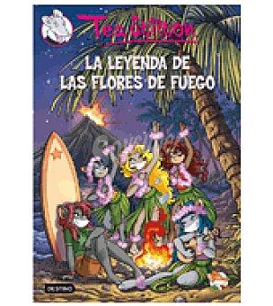 Stilton La leyenda de las flores de fuego (tea )
