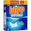 Detergente en polvo Maleta 80 dosis Wipp Express