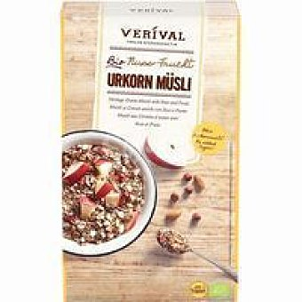 Verival Muesli fruit&nut Caja 325 g