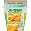 De Rechupete verduras preparadas para puré infantil de calabaza Tarrina 400 g Tabuenca