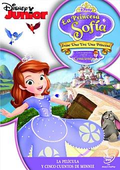 """Disney La princesa Sofía: """"érase una vez una princesa"""" DVD 1 ud"""