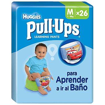 Pull ups niño 11-18 kg talla 5
