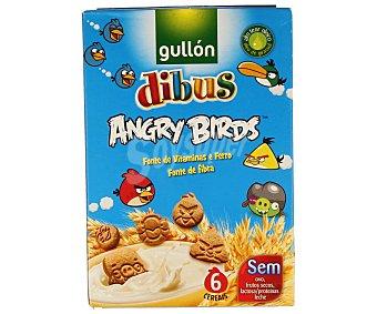 Gullón Galletas Dibus Angry Birds 250 g