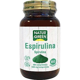 NATURGREEN Vita Superlife espirulina Bio envase 230 g 180 comprimidos