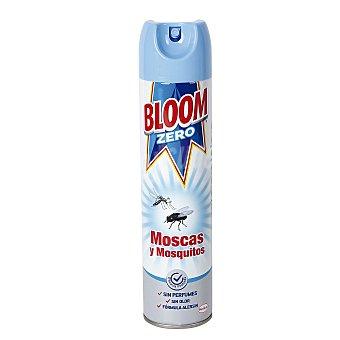 Bloom Max Insecticida volador Sensitive concentrado moscas y mosquitos sin olor Spray 400 ml
