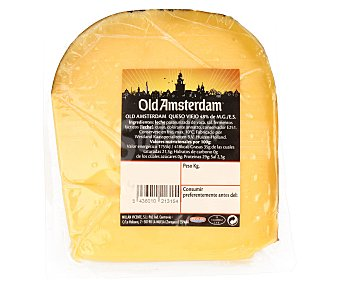 Old Amsterdam Queso holandes caracter intenso Cuña 200 g