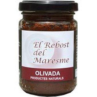 EL REBOST Del MARESME Salsa olivada Tarro 140 g