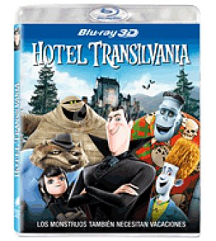 HOTEL TRANSILVANIA BR 3D