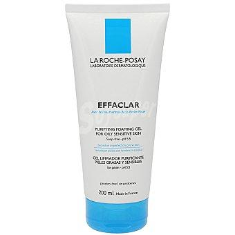 La Roche-Posay Gel limpiador purificante pieles grasas y sensibles Tubo 200 ml