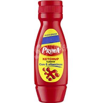Prima Ketchup clásico Bote 375+75 g