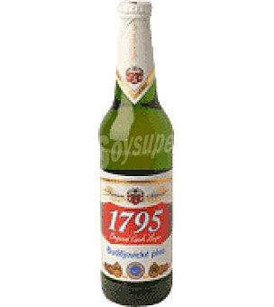 Budejovicky Cerveza Rubia Checa Botella de 50 cl