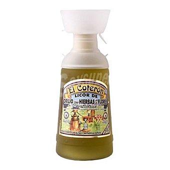El Coterón Orujo de hierbas Botella de 70 cl