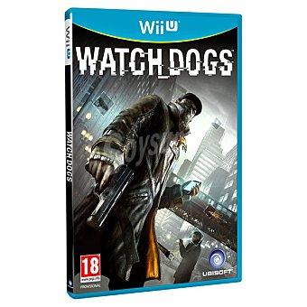WII U Videojuego Watch Dogs  1 Unidad