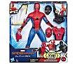 Figura electrónica 3 en 1, 33cm casa Lejos de casa  Spider-Man