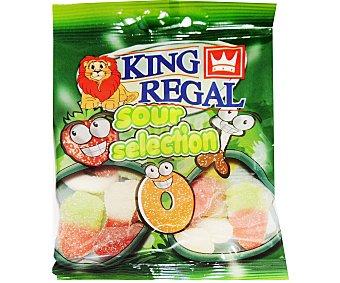 King Regal Gominolas surtido ácido Bolsa 100 g