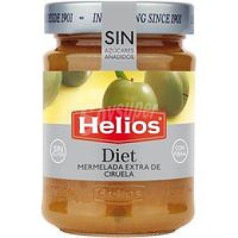 HELIOS Diet Mermelada de ciruela Frasco 280 g