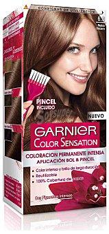 Color Sensation Garnier Tinte rubio oscuro Nº 6,0 1 Unidad