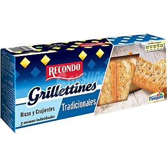 Recondo Grilletines tradicionales Paquete de 230gr
