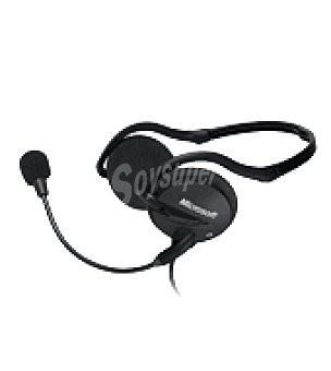 Microsof Auriculares + microfono LX2000 microsoft