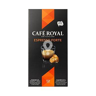 Café espresso forte