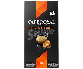 Café Royal Café espresso forte Caja 10 uds