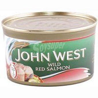 John West Salmón rojo Lata 213 g