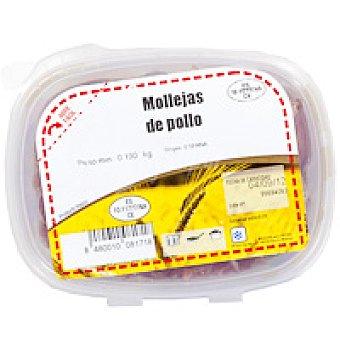 Mollejas Limpias de Pollo Bandeja 190 g