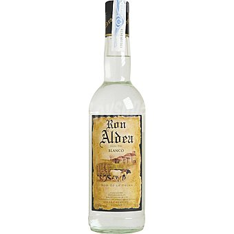 ALDEA ron blanco botella 70 cl 70 cl
